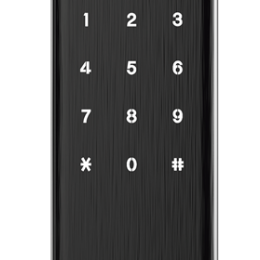 Fechadura Smart Lock SL120 Digital - Papaiz