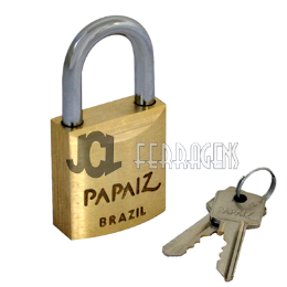 Cadeado 30mm Papaiz